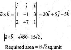 Plus Two Maths Chapter Wise Questions and Answers Chapter 10 Vector Algebra 69