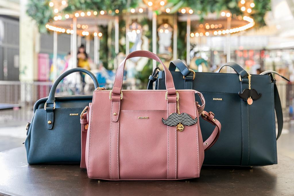 春季出遊約會必備小包推薦 KINAZ鬍子先生 三款小包穿搭分享 - Cutiefive's Fashion Neverland