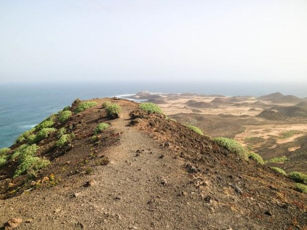 Ascenso al volcán