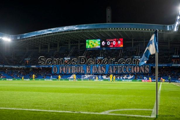 R.C Deportivo 2 - Alcorcon 2