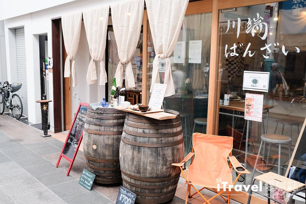 福冈餐厅推荐 博德川端通商店街 (2)