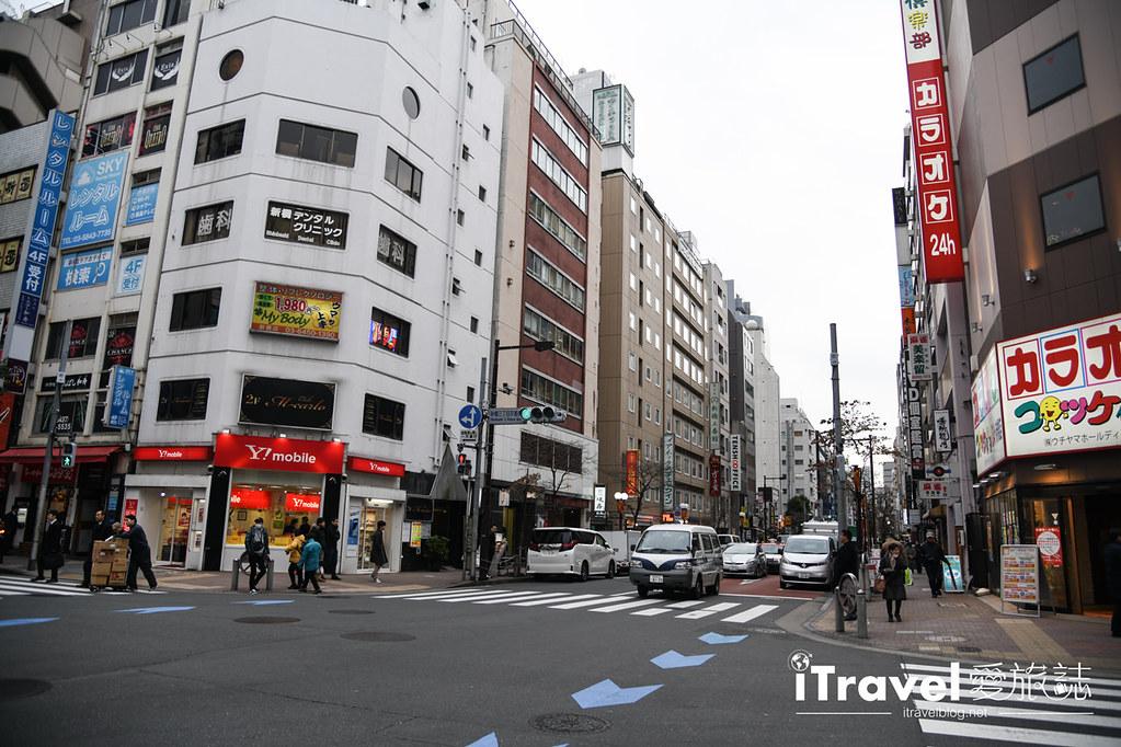 東京新橋光芒飯店 Candeo Hotels Tokyo Shimbashi (6)