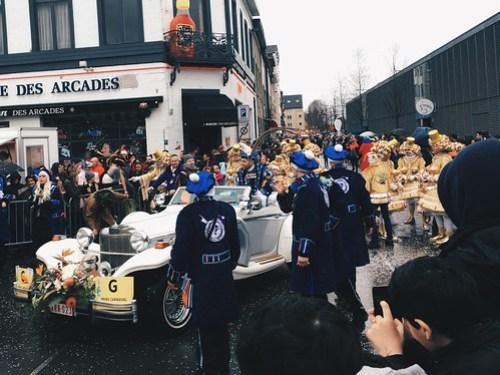 Príncipe del Carnaval de Aalst
