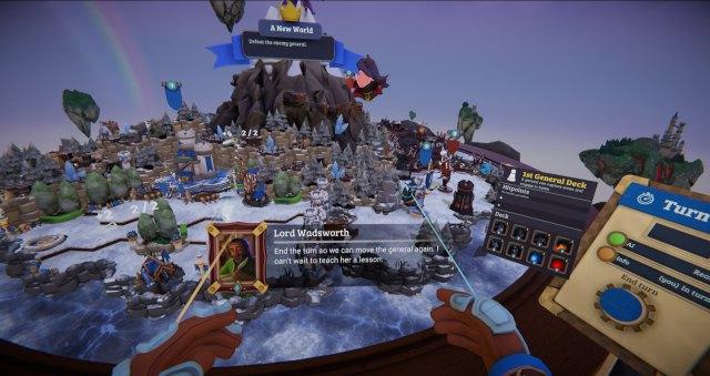 Skyworld PS VR - Release Date Screenshot 04