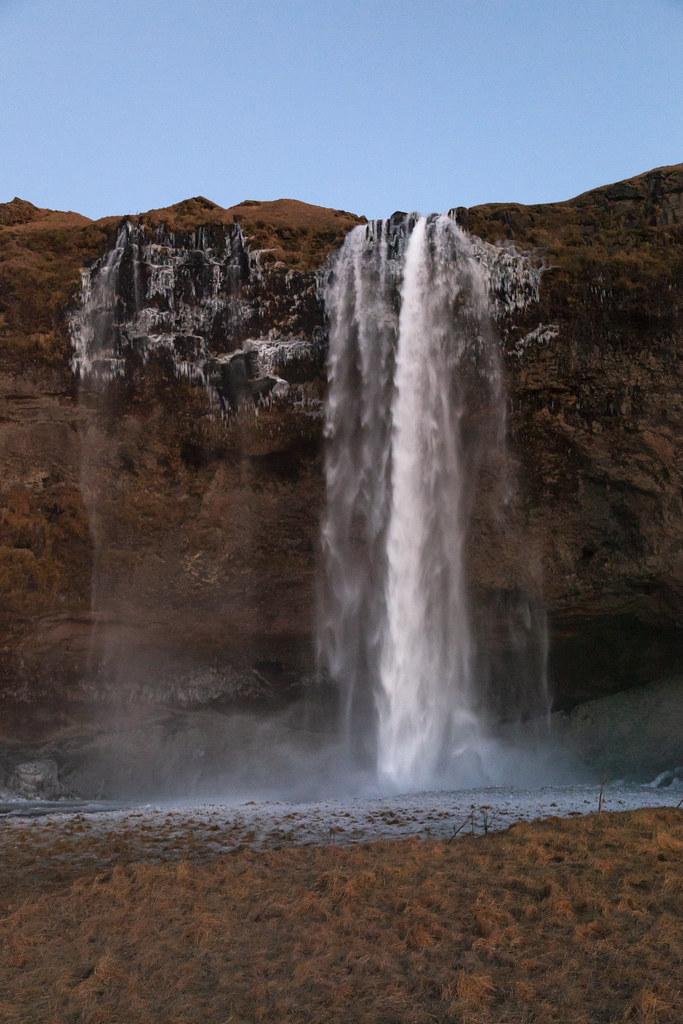Seljalandsfoss Waterfall, Iceland