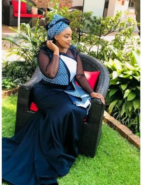 Shweshwe traditional dresses