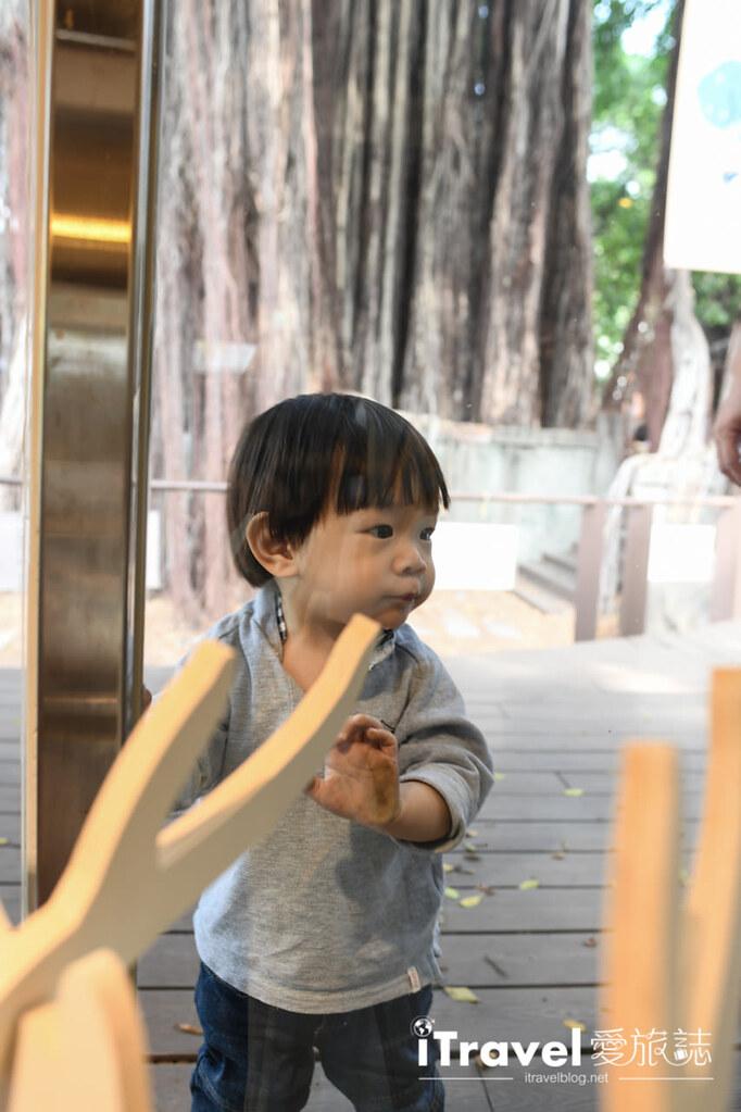 台中咖啡廳推薦 幸卉文學咖啡 (35)