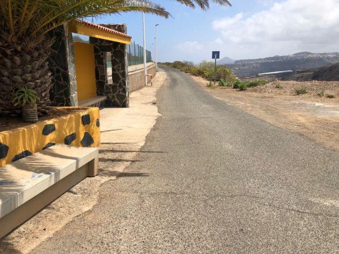 La próxima semana comienza el reasfaltado de la vía que une San Juan con El Gallego de Atrás y Acequia Honda