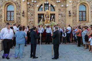 Procesion Virgen del Rosario. 07-10-14.