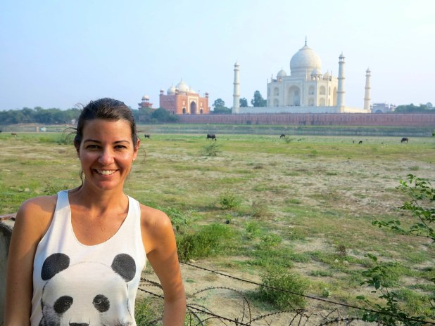 Ver el Taj Mahal gratis