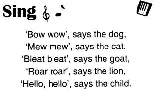 NCERT Solutions for Class 1 English Chapter 2 Three Little Pigs 5