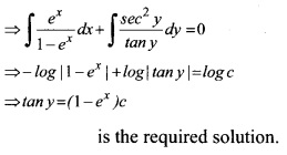 Plus Two Maths Chapter Wise Questions and Answers Chapter 9 Differential Equations 11
