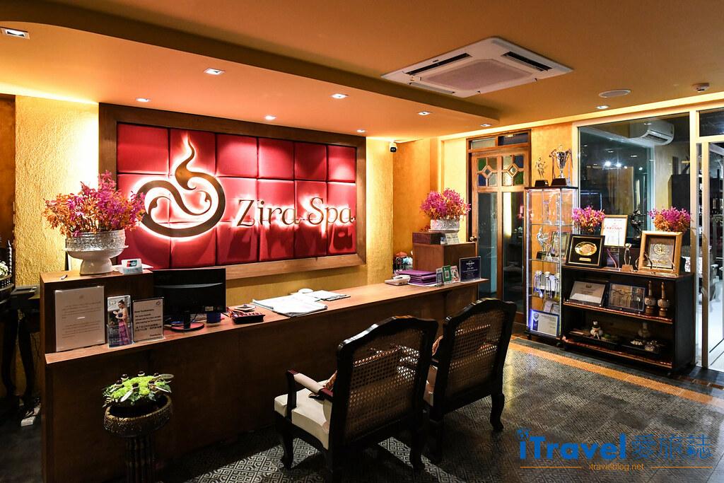 清邁SPA店家 Zira SPA (1)