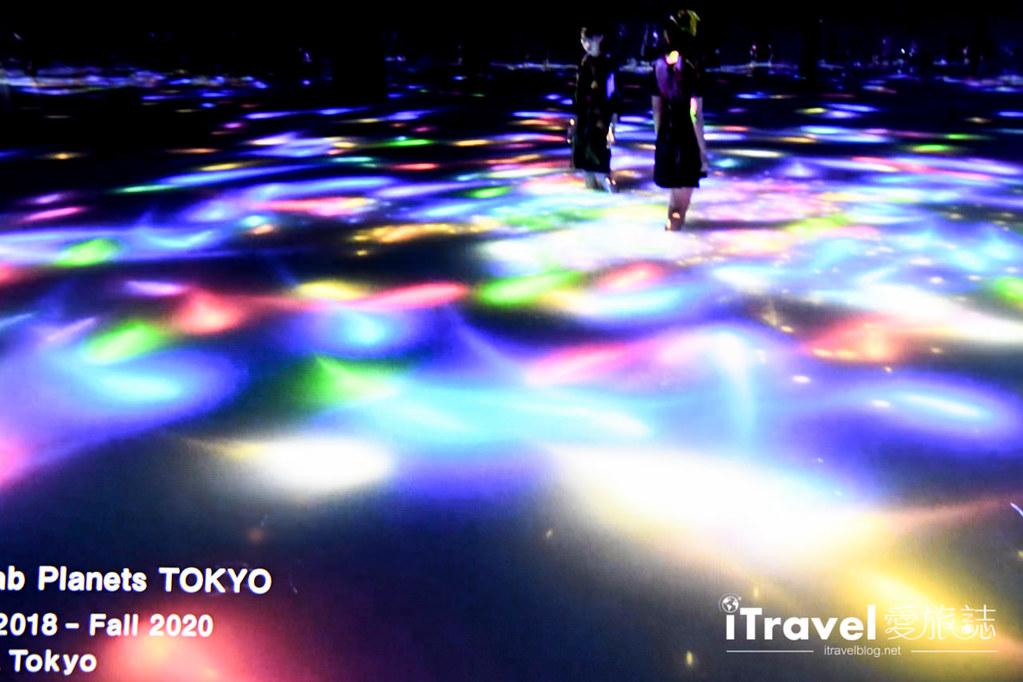 東京藝術展覽 teamLab Borderless (114)