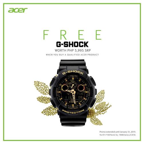 Free Gshock