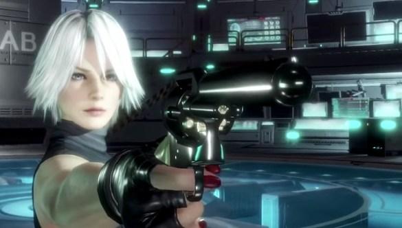 Dead or Alive 6 - Christie Gun