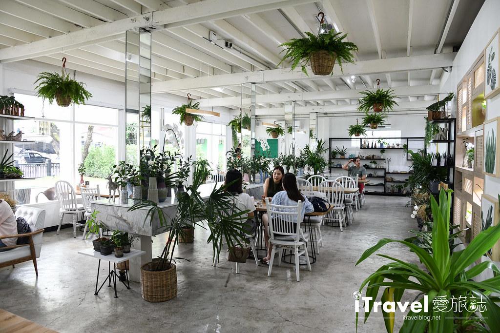 清邁咖啡店 Old House Cafe (21)