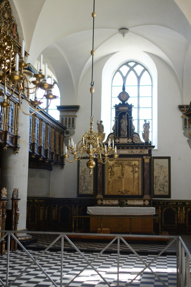 The Church at Kronborg Castle