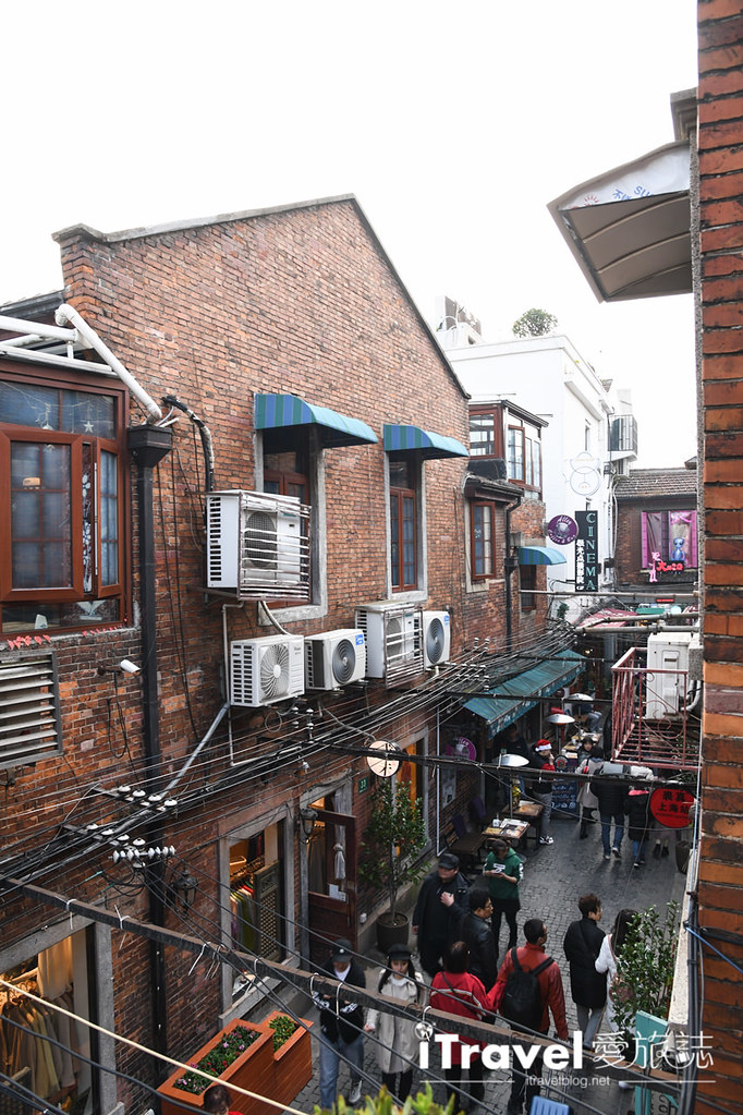 上海景点推荐 创意街区田子坊 (57)
