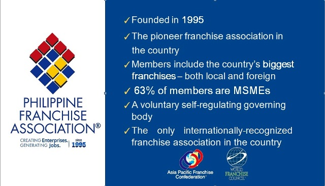 Franchise Asia Philippines 2019 Background