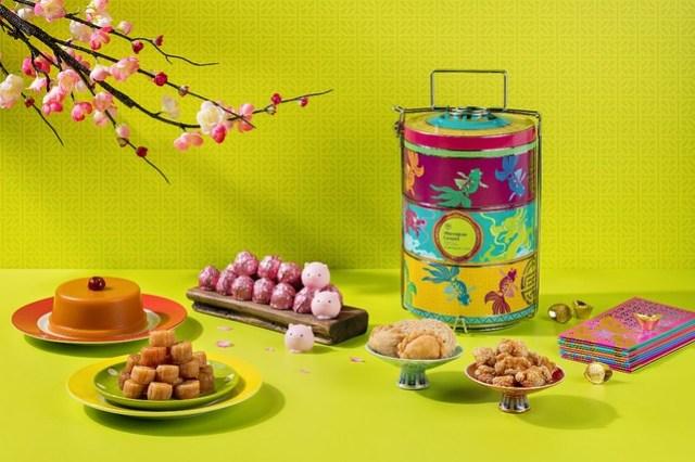 Sheraton Exquisite Chinese New Year Hampers
