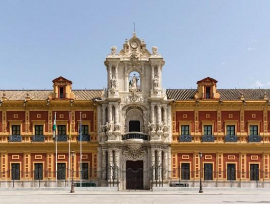 Palacio_San_Telmo_facade_Seville_Spain