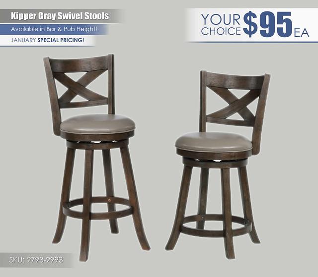 Kipper Swivel Gray Special_2793-2993