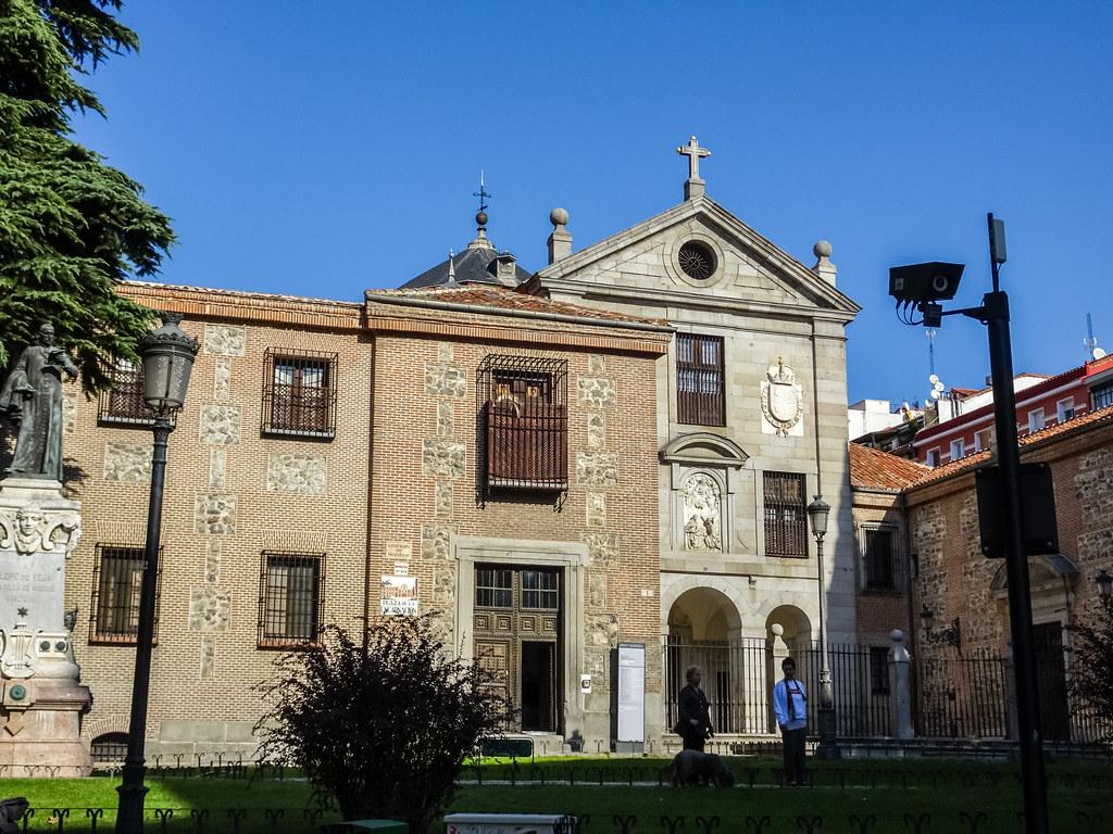 exterior Real Monasterio de la Encarnación Madrid 02