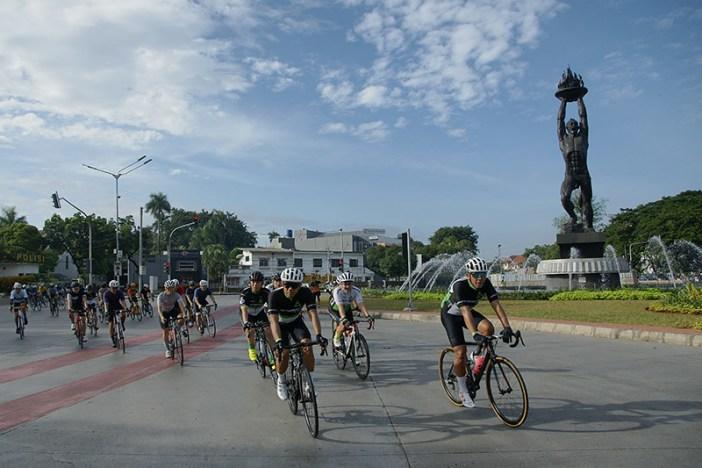 Sepeda Untk Lombok Social Ride