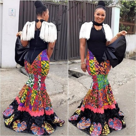African inspired fashion 2019