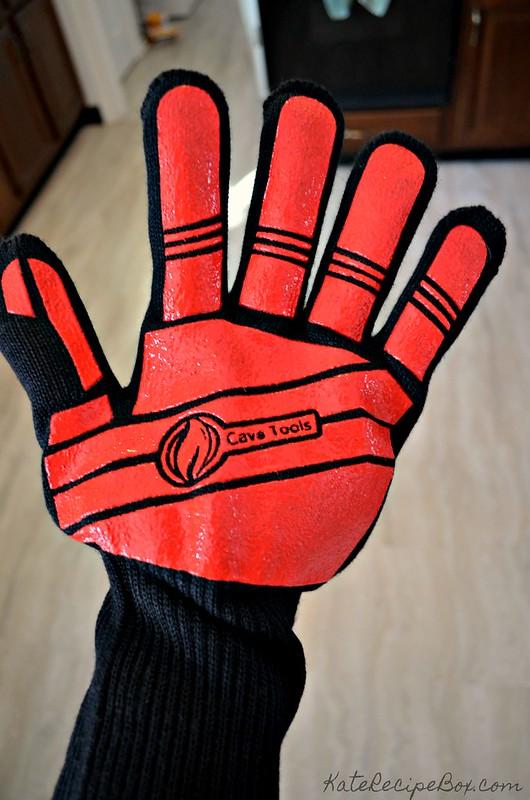 Cave Tools Glove 2