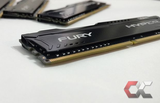 HyperX Fury DDR4 review overcluster 7