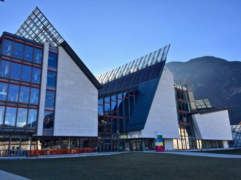 Itinerario di Trento - Museo delle Scienze