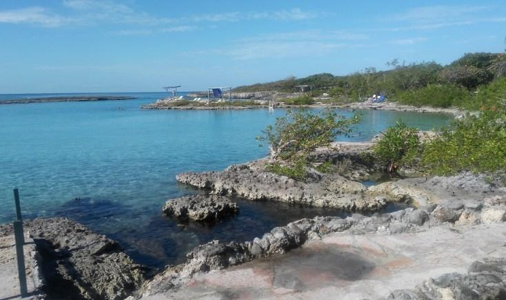 Caleta Buena, Cuba itinerary