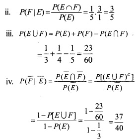 Plus Two Maths Chapter Wise Questions and Answers Chapter 13 Probability 11