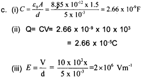 Plus Two Physics Chapter Wise Questions and Answers Chapter 2 Electric Potential and Capacitance 35