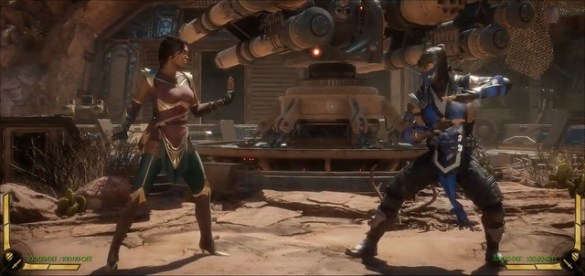 Mortal Kombat 11 - Jade Wonder Woman