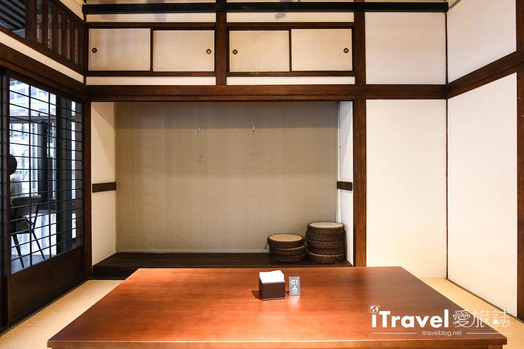台中咖啡廳推薦 幸卉文學咖啡 (17)