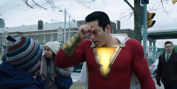 Shazam - Not A Hero