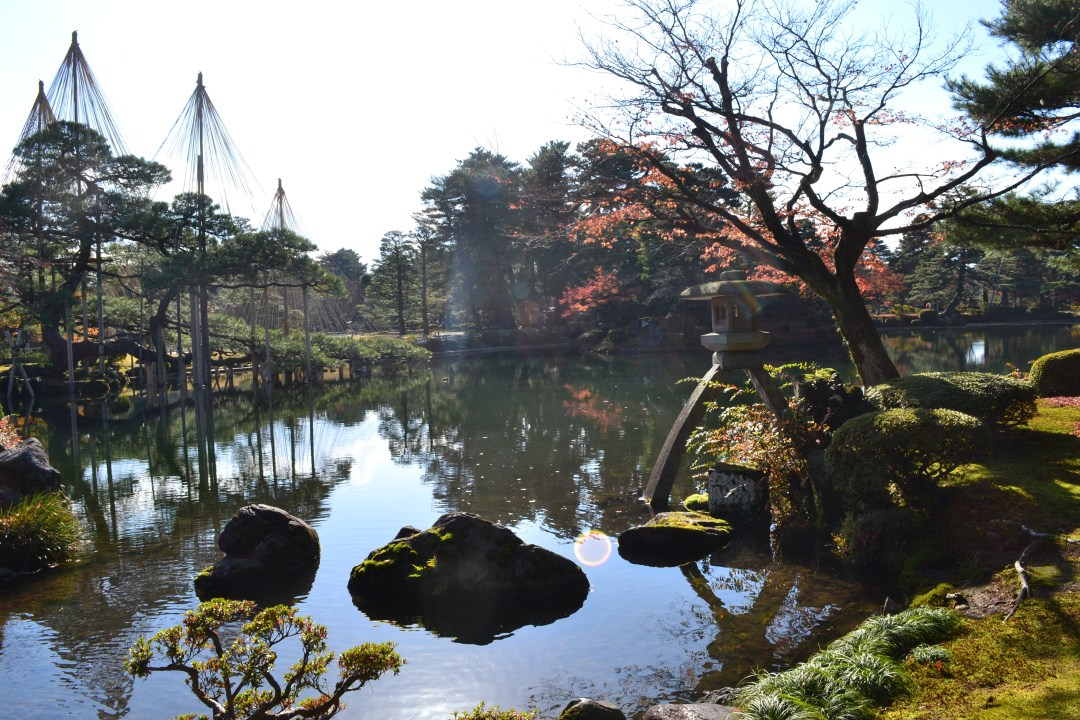 Japan Day 7 – Kanazawa (Kenroku-en, 21st Century Museum of Contemporary Art, Omicho Market)