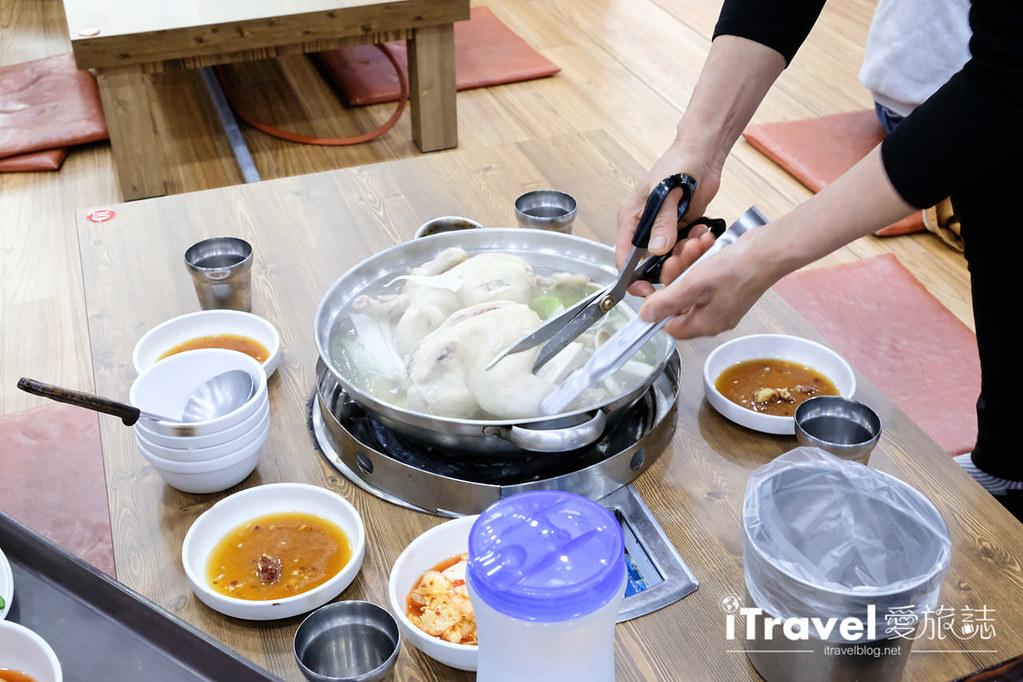 首爾美食餐廳 孔陵一隻雞 (6)