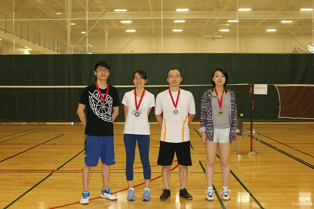 2016 VUCSSA Badminton Tournament