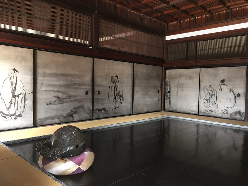 Kenninji Temple Artworks1