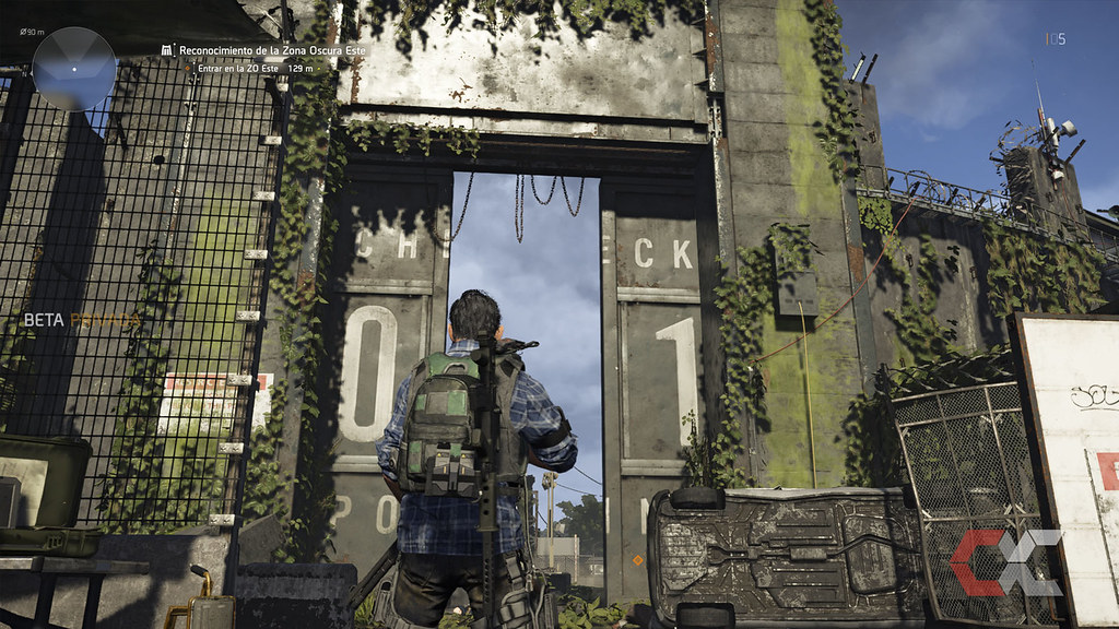 The Division 2 Review - OverCluster 07