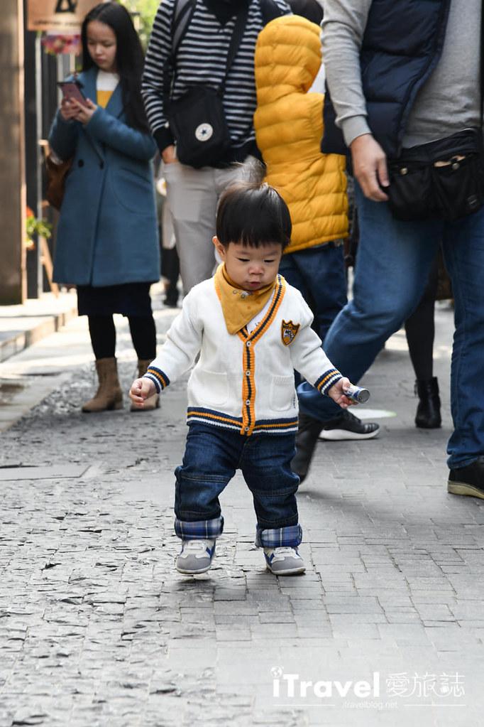 上海景点推荐 创意街区田子坊 (23)