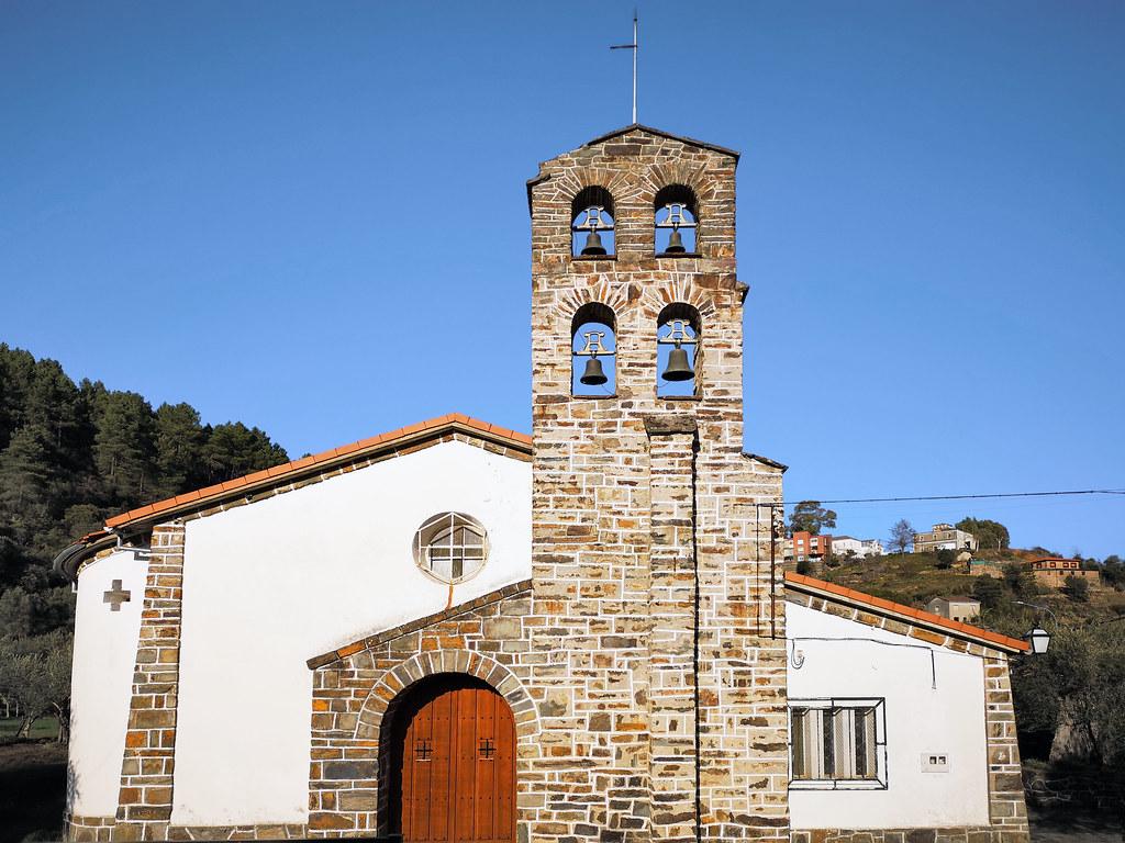 Nuñomoral exterior Iglesia Nuestra Señora de la Asunción 01