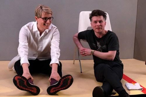Monica Wilderoth och Martin Rosengardten