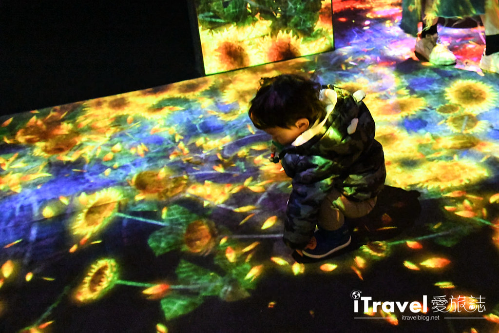 東京藝術展覽 teamLab Borderless (30)