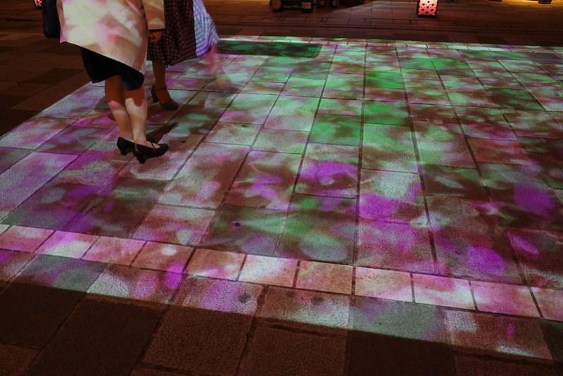 nihonbashi β Sakura carpet 12