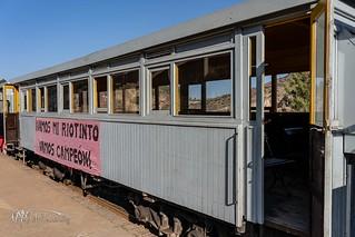 El Tren del Riotinto Balompie. 29-12-18.